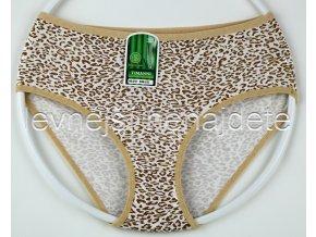 Bambusové kalhotky klasické těl