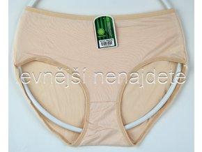 Bambusové kalhotky klasické tělové