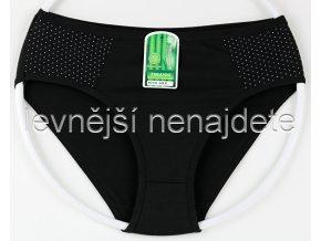 Bambusové kalhotky vz. 3 černé