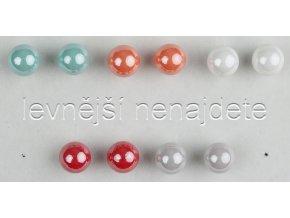 Náušnice perličky