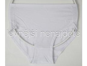 Bambusové kalhotky bílé