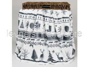 Deka mikroflanel CHRISTMAS 150 x 200