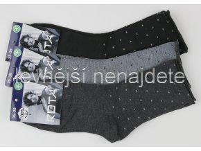 Dámské zdravotní bavlněné ponožky 3 páry