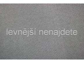 Jersey prostěradlo šedé 140x200 cm