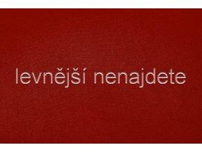 Jersey prostěradlo vínové 200x220 cm