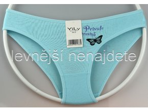 Bavlněné kalhotky Y33W modré