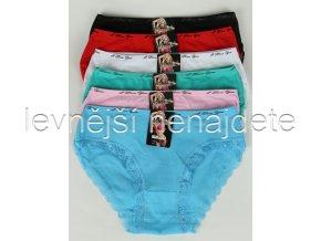 Bavlněné kalhotky s kraječkou K74