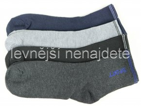 Pánské bambusové ponožky sports K88M 3 páry