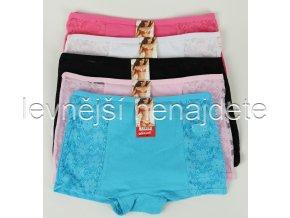 Dámské bavlněné kalhotky s nohavičkou vz. 18