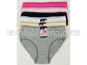 Bavlněné kalhotky klasické vz. 219