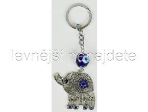 Přívěsek na klíček slon vz. 1
