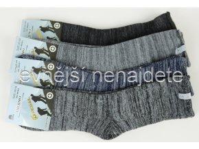 Pánské zdravotní bavlněné termo ponožky JM01