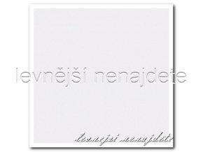 Jersey prostěradlo bílé 200x220 cm