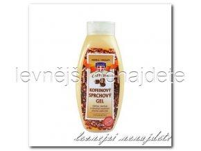 Kofeinový sprchový gel relaxační, 500ml