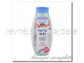 Mrtvé moře vlasový šampon, 500ml