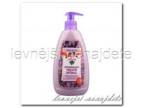 Levandulové tekuté mýdlo, 500ml