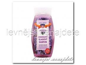 Levandulový vlasový šampon, 500 ml