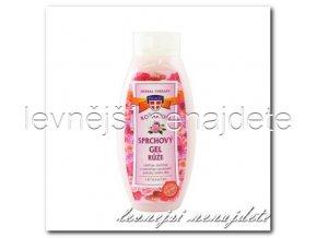 Sprchový gel růže, 500ml