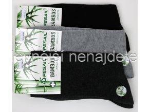 Pánské zdravotní ponožky 3 páry