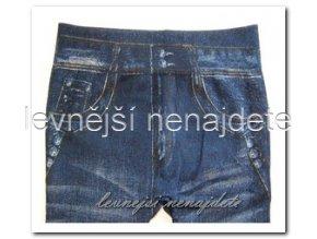 Dětské bambusové legíny jeans