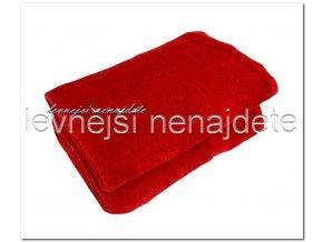 Froté ručník darsi vínový 50 x 100 cm