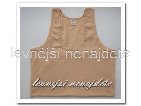 Dámská bavlněná košilka tělová