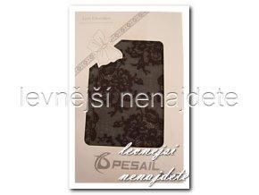 Dámské punčochové kalhoty Chocoletes černé