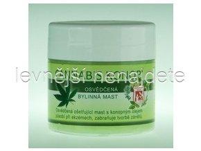 Konopná mast - Cannabis konopí, 150ml