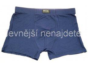 Bambusové boxerky tmavě modré