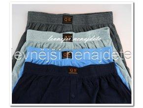 Pánské bavlněné boxerky barev 3 kusy