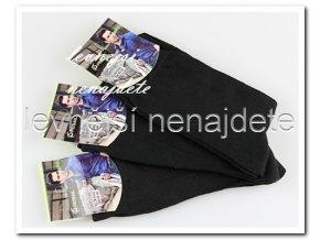 Pánské ponožky černé