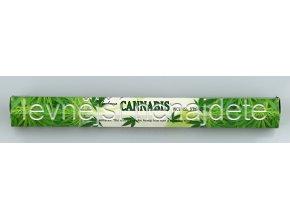 Vonné tyčinky CANNABIS 20 ks