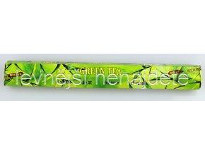 Vonné tyčinky GREEN TEA 20 ks