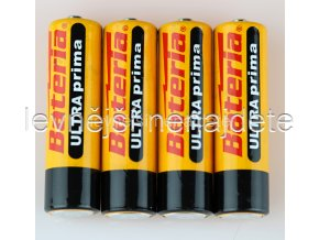 Baterie Ultra Prima AAA 4 ks