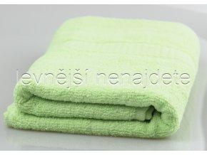 Froté ručník hráškový 40 x 90 cm