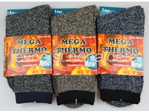 Pánské termo ponožky
