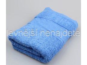 Froté ručník sv. modrý 40 x 90 cm