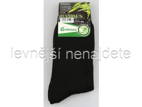 Pánské bambusové termo ponožky
