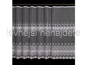 Záclona MARIA 125 cm