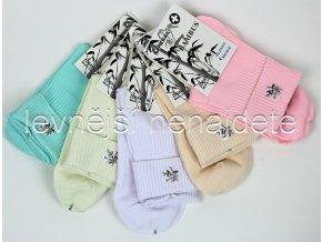 Dámské zdravotní ponožky bar 3 páry