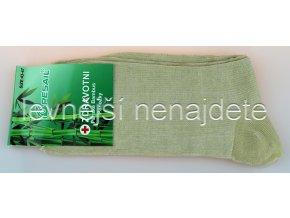 Pánské zdravotní ponožky tělové