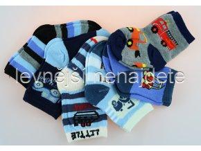 Dětské ponožky RH 3 páry - kluk