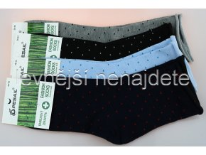 Dámské bambusové zdravotní ponožky punt 3 páry