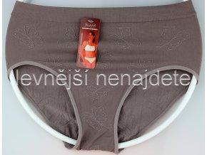 Dámské kalhotky hnědé