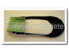 Bambusové ťapky černé