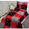 Bavlněné povlečení HARLEY RED 140 x 200  70 x 90