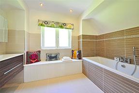 Koupelna – místo stvořené pro relaxaci