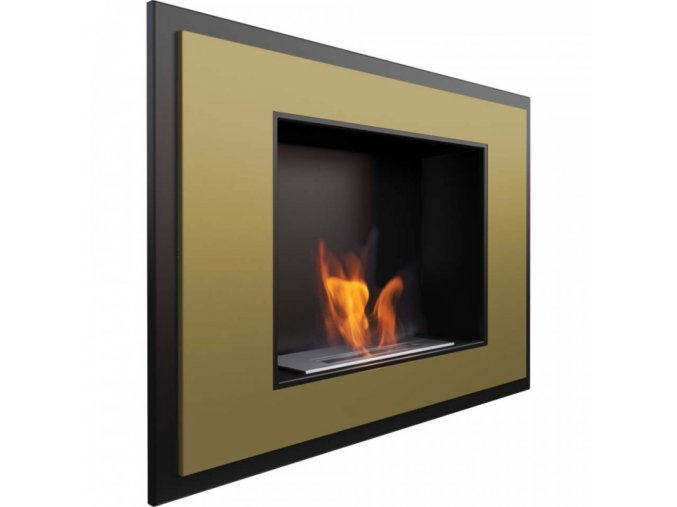 biocamino 80x60 cm oro mod alpha bio camino con vetro (1)