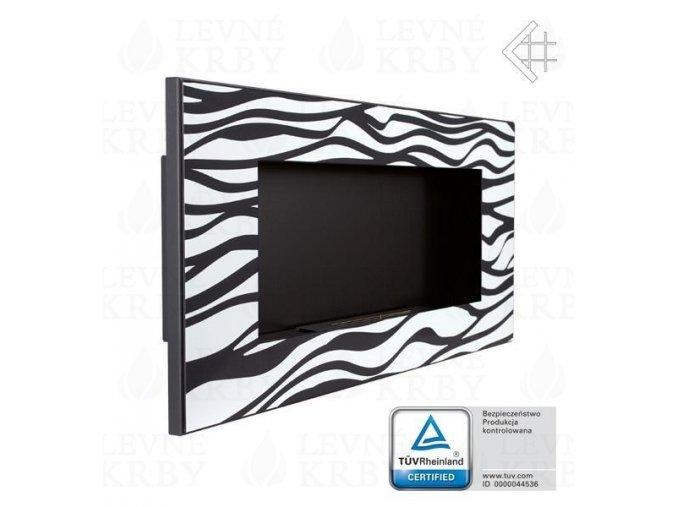 biokrb delta 2 zebra cerny tuv 3871