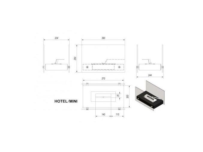 biokrb hotel mini bily 3973